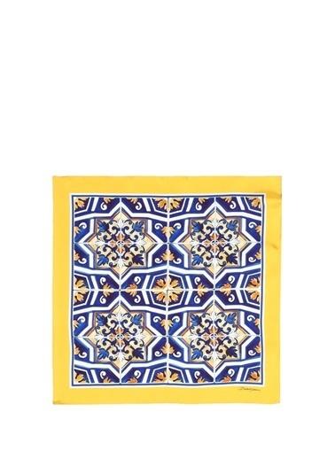 Dolce&Gabbana Atkı Lacivert